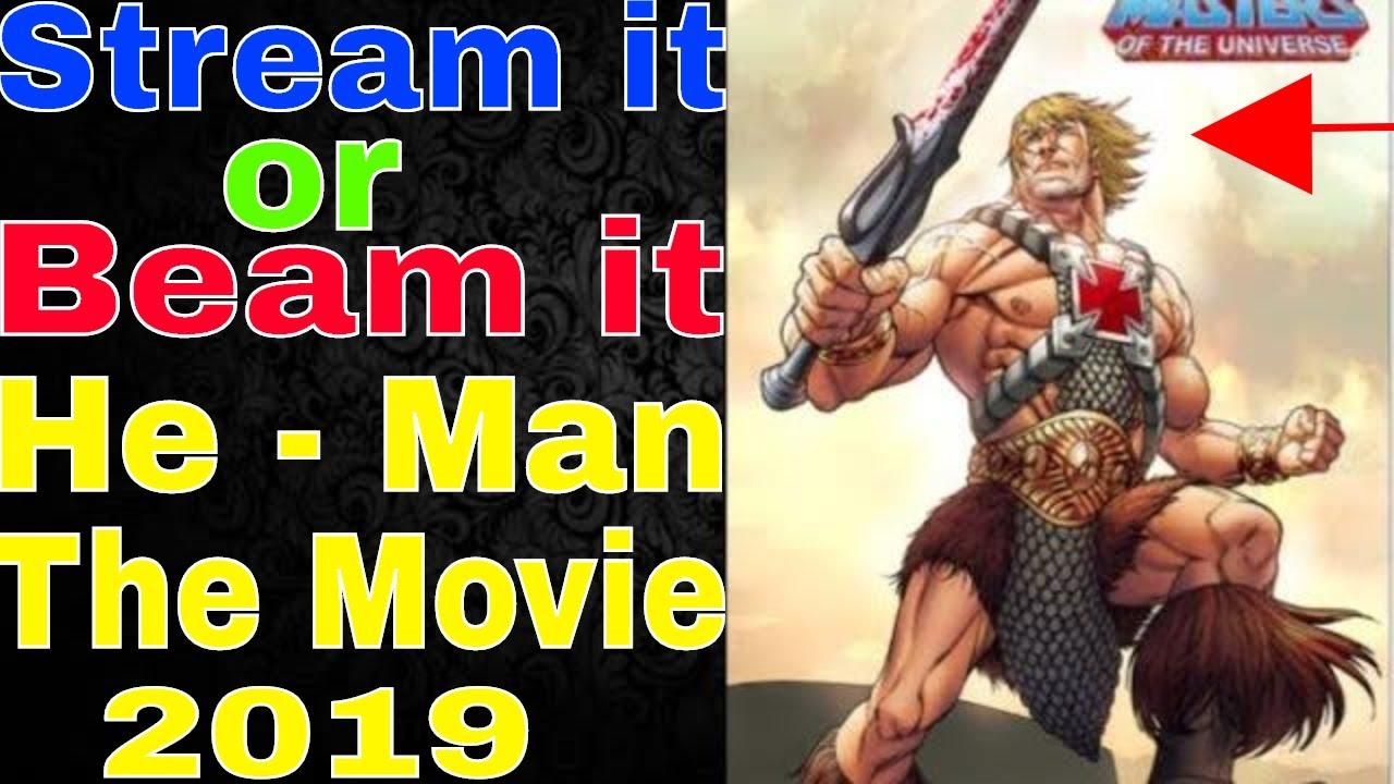 He-Man Stream