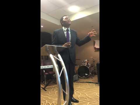 El-Shaddai Manchester with Pastor David Kaluba