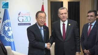 Dr. Öğr. Üyesi  Burhan Göklemez   G 20 Antalya Zirvesi ve Türkiye için önemi