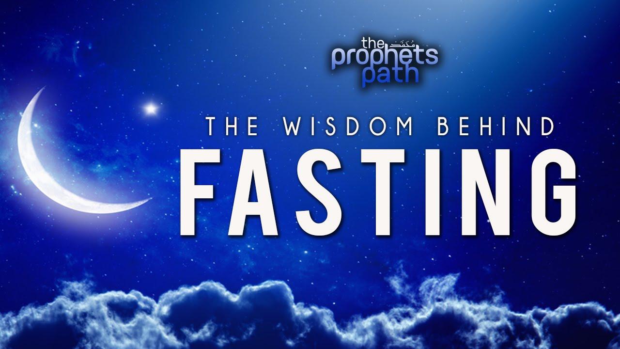 """Résultat de recherche d'images pour """"The Wisdom behind Fasting"""""""