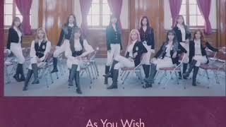 Download lagu [TEASER] WJSN - As You Wish