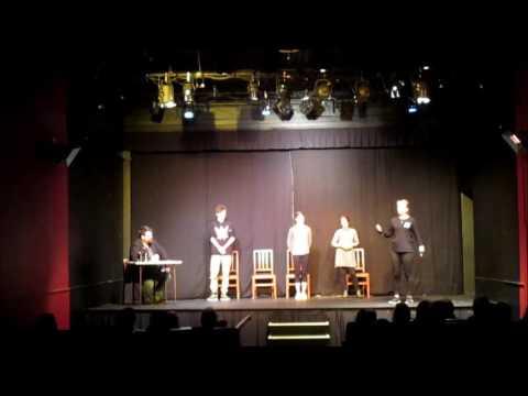 Wanganui Repertory Theatre Improv Drama Night!