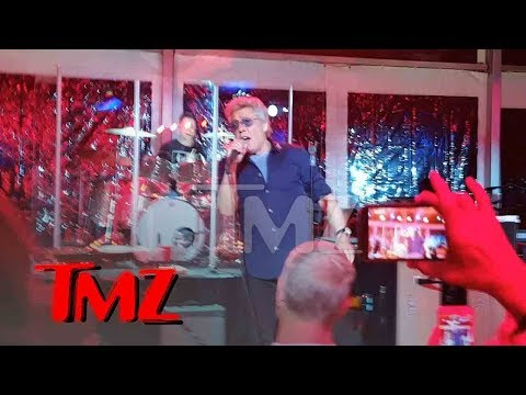 Roger Daltrey Paid $1 Million To Play 60th Birthday Party | TMZ