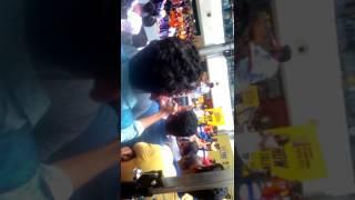 Hiphop Tamizha aadhi in forum vijaya maal live performance