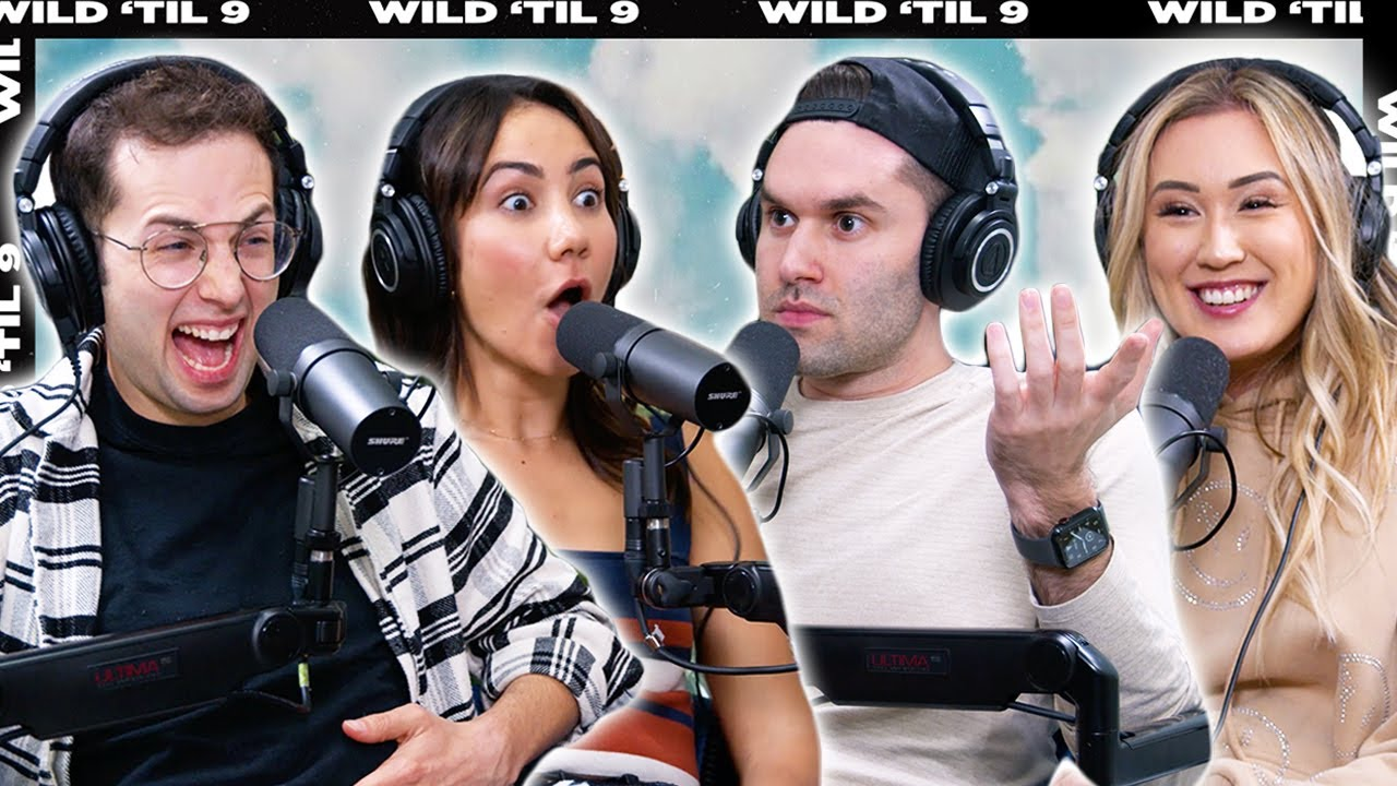Finding Love in a Gay Bar Ft. Try Guys Zach & Maggie   Wild 'Til 9 Episode 42