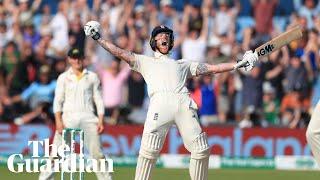 Ashes: Ben Stokes on England
