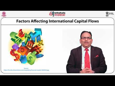 Foreign capital flows