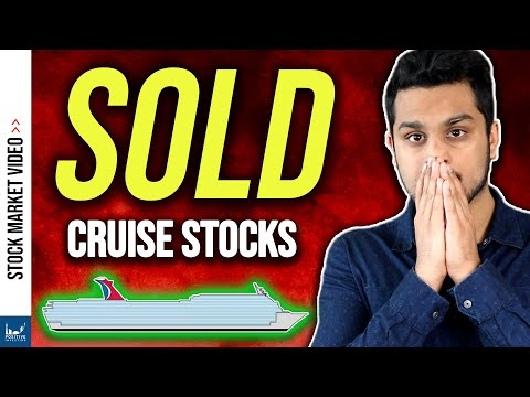 I Sold My Cruise Line Stocks