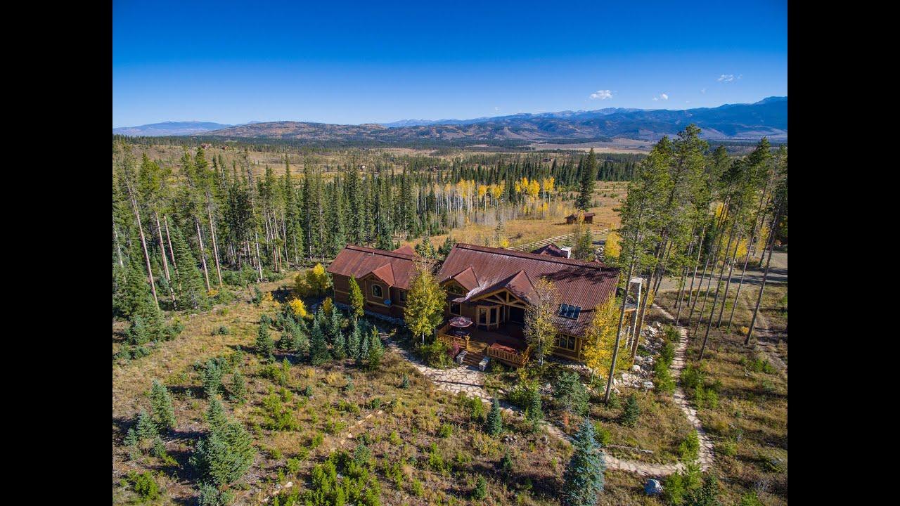 Deerpath Ranch Fraser Colorado Mountain Horse Ranch For