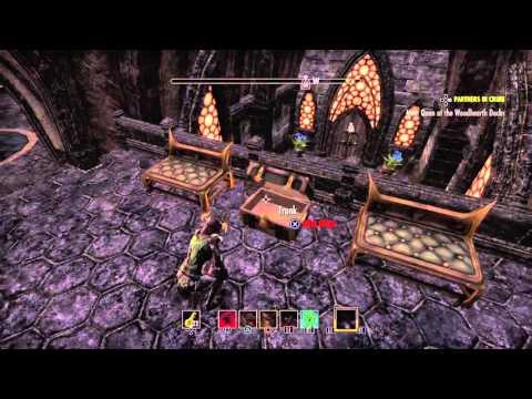 The Elder Scrolls Online: Kari's Hit List Stonefalls