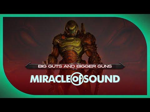 DOOM ETERNAL SONG: Big Guts And Bigger Guns by Miracle Of Sound