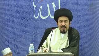 الإمام الحسن المجتبى عليه السلام كريم أهل البيت بلا إسراف ولا تبذير - السيد منير الخباز