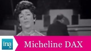 """Micheline Dax """"Les Belles de nuit"""" (live officiel) - Archive INA"""