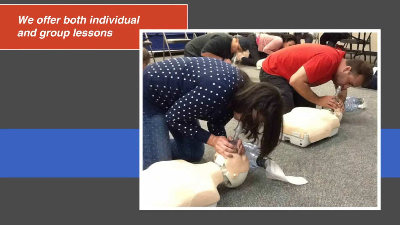 Cpr Training And Certification Plano Arlington Irving Mckinney
