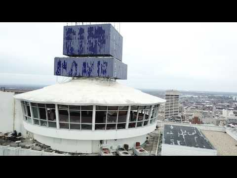 Abandoned Tallest Building in Memphis Tn