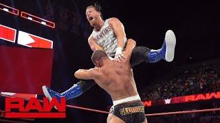 Bobby Roode vs. Curt Hawkins: Raw, June 18, 2018