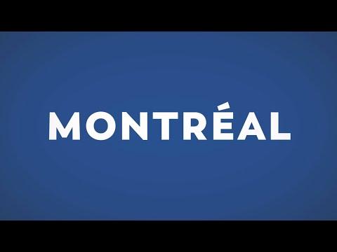 Votre prochaine destination... Montréal !