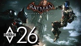 DOPADŁEM GO W TOKSYCZNEJ CHMURZE || Batman: Arkham Knight [#26] [FABUŁA]