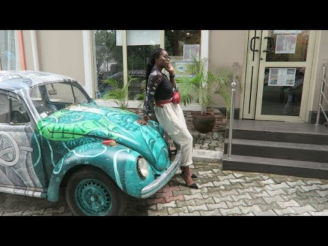 LAGOS VLOG | A day out...... The Studio, Wedding Expo and REKANA pop-up