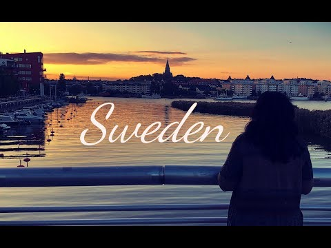 Cinematic Travel Video Sweden | My First few days | iPhone 8+DJI Osmo2