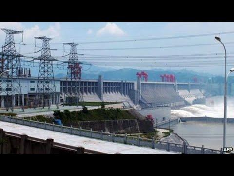 """""""Three Gorges Dam"""", Sandouping, CHINA"""