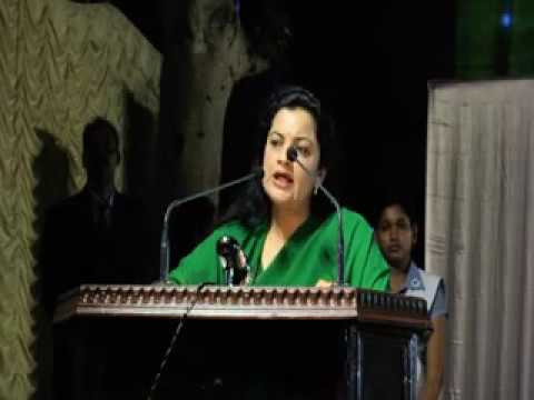 Mrs. Shalini Bhargava Speech 2