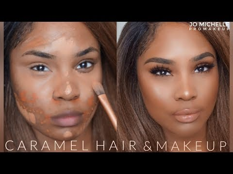 Caramel Vibes Black Opal Foundation Full Coverage
