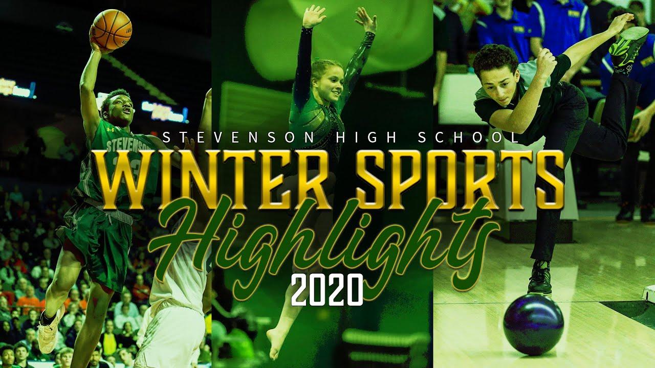 Stevenson High School Winter Sports Highlight Video 2020