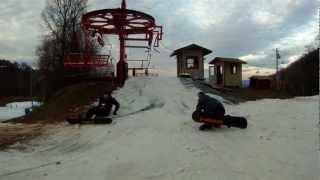Ski trip at Ober Gatlinburg in Gatlinburg, TN