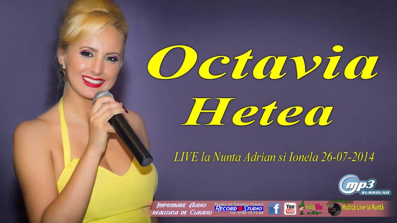 Octavia Hetea Spune Mi Nasu Ce Sa Fac Colaj 54min Live Nunta