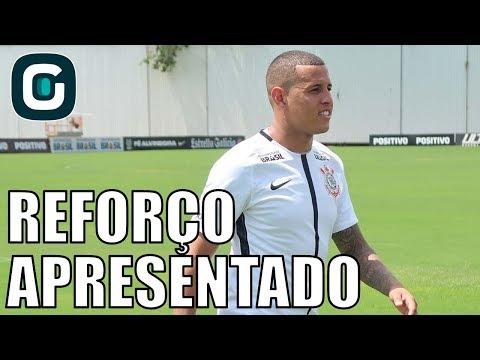 Reforço Chegou! Sidcley é Apresentado No Corinthians - Gazeta Esportiva (05/03/18)