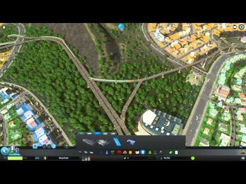 How To Avoid Train Gridlock   Cities: Skylines [Tutorial]