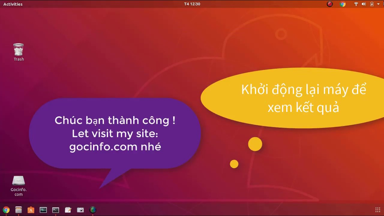 Cài đặt Grub Customer – Tùy chỉnh Windows khởi động trước Ubuntu khi cài song song.