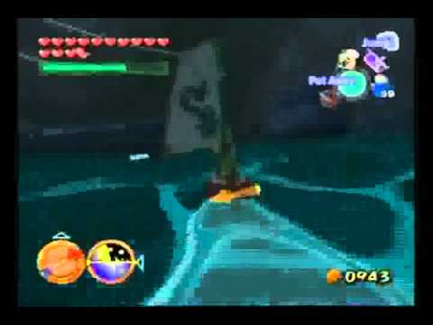 The Legend of Zelda - Wind Waker: Treasure Chart 13