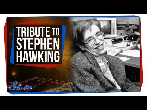 Celebrating Stephen Hawking's Most Famous Discoveries