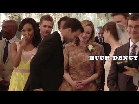 Hugh Dancy in Fifty Shades Freed BTS