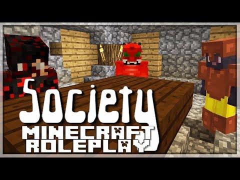 Man will meine Macht rauben | #17 Minecraft Society | Balui | Minecraft Roleplay