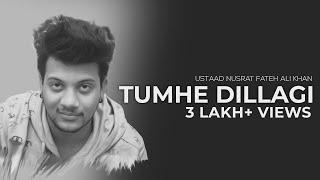 Tumhe Dillagi Bhool Jaani Padegi | Tribute | Ustad Nusrat Fateh Ali Khan - by - Paras Chauhan