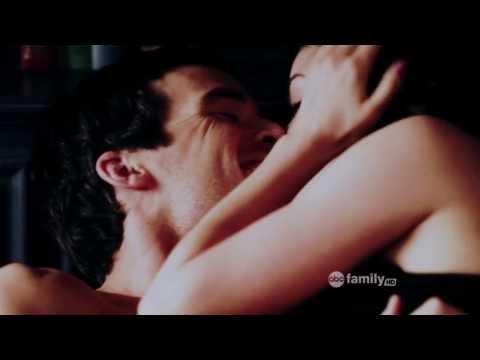 aria+ezra | kiss me