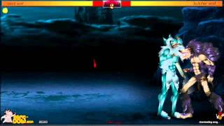 Werewars Fight - Fighting Games Online