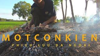 Chuyến Hành Trình Dân Dã | Tập 2 - Tạo Lửa Làm Món Cá Lóc Nướng Chấm Muối Ớt Chanh