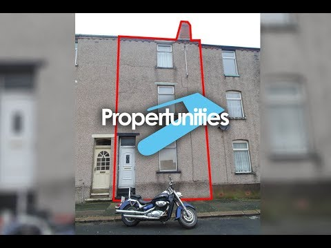 6 Bed HMO Conversion - A Tour Around - Before Works [Part 1] - Miles Bulloch at Propertunities