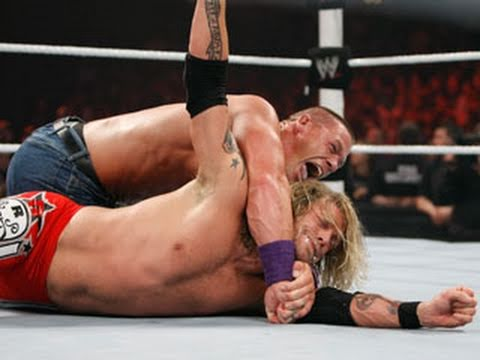 Raw: John Cena vs. Edge