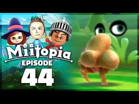 Miitopia - Part 44: RUNNING NOSE! [Nintendo 3DS Gameplay]