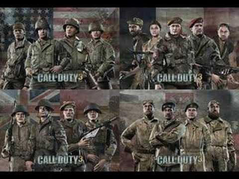 Call of Duty 3 Main Theme