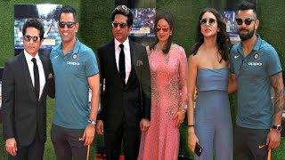 Sachin A Billion Dreams Premiere - Sachin Tendulkar, Anjali, MS Dhoni, Virat Kohli, Anushka Sharma