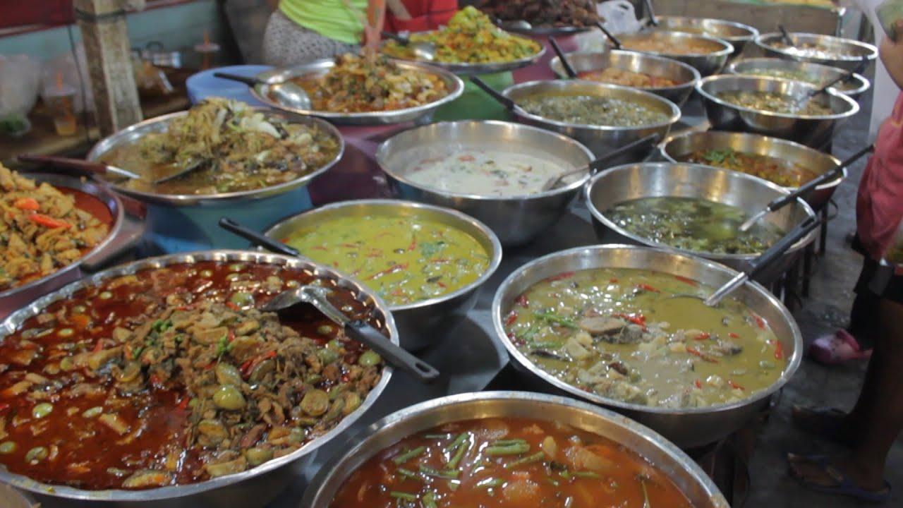 Street Food In Pattaya Thailand