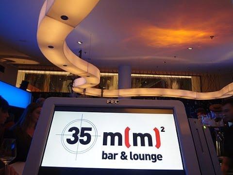 Opening 35 m(m)2 Bar & Lounge im mathäser, München