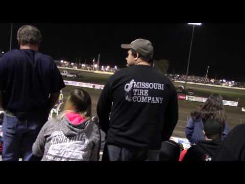 Lee County Speedway Sport Mod A Main 10/29/16