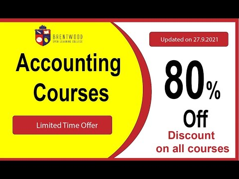 Accounting and Finance Courses